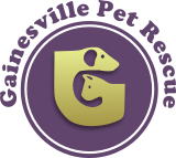 GAINESVILLE PET RESCUELogo